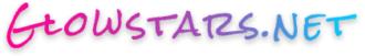 Glowstars.net logo